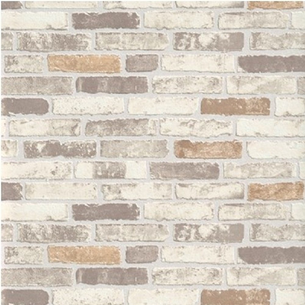 Wallpaper Erismann Erismann Brix Brick Effect Wallpaper 6703 1000x1000
