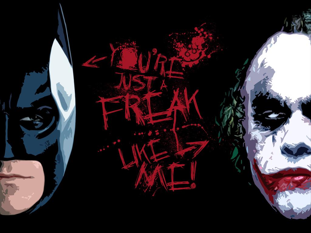 Batman vs Joker 2 by Paullus23 1024x768
