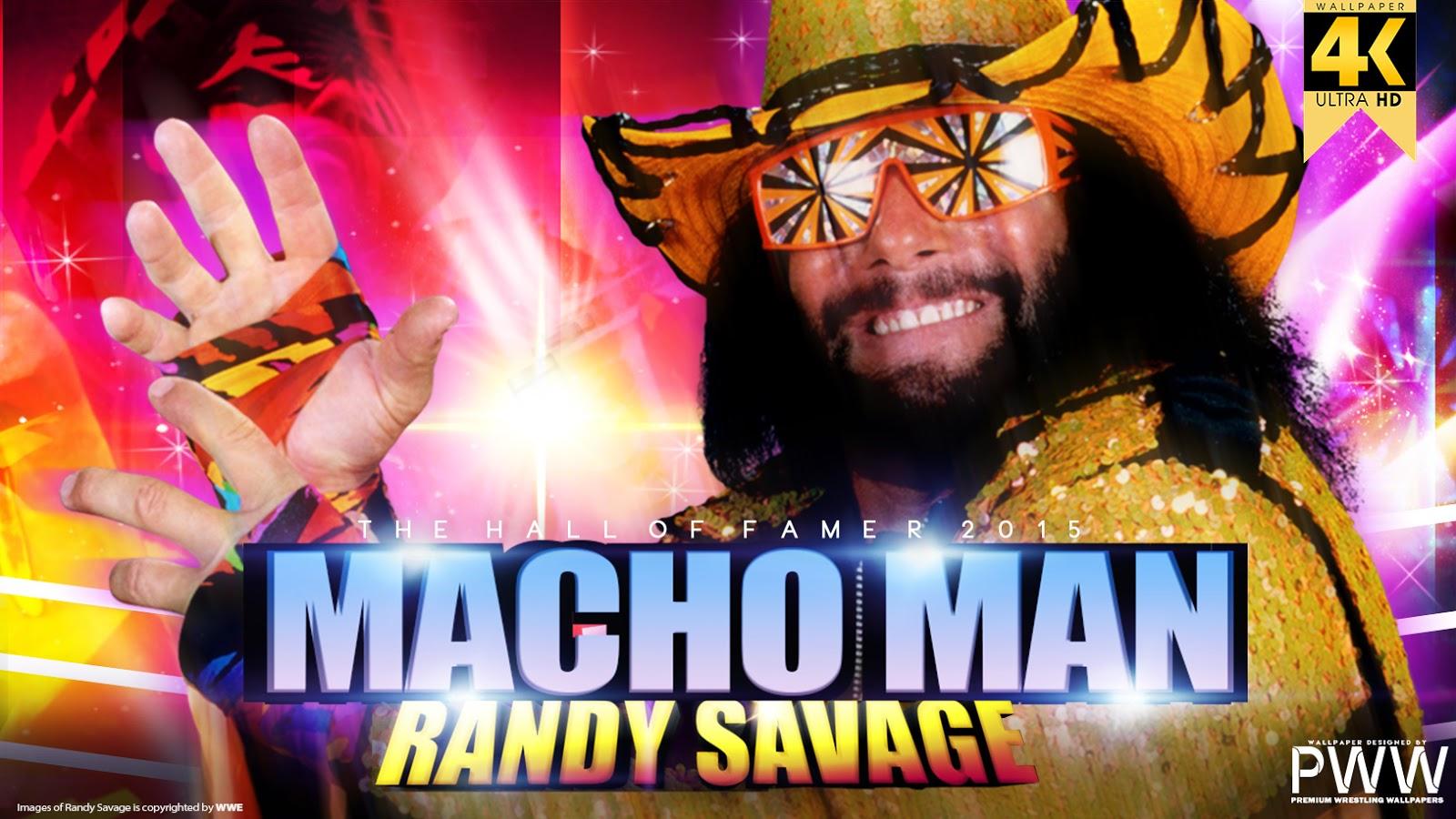Image Result For Macho Man Randy Savage Wallpaper Hd Wallpaper