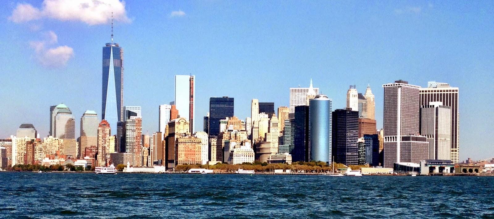 Freedom Tower NYC Skyline 1600x710