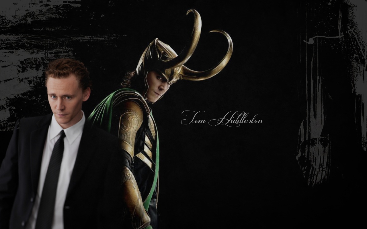 Hiddleston Loki Wallpaper by Shady tom hiddleston 30983726 1280 800 1280x800
