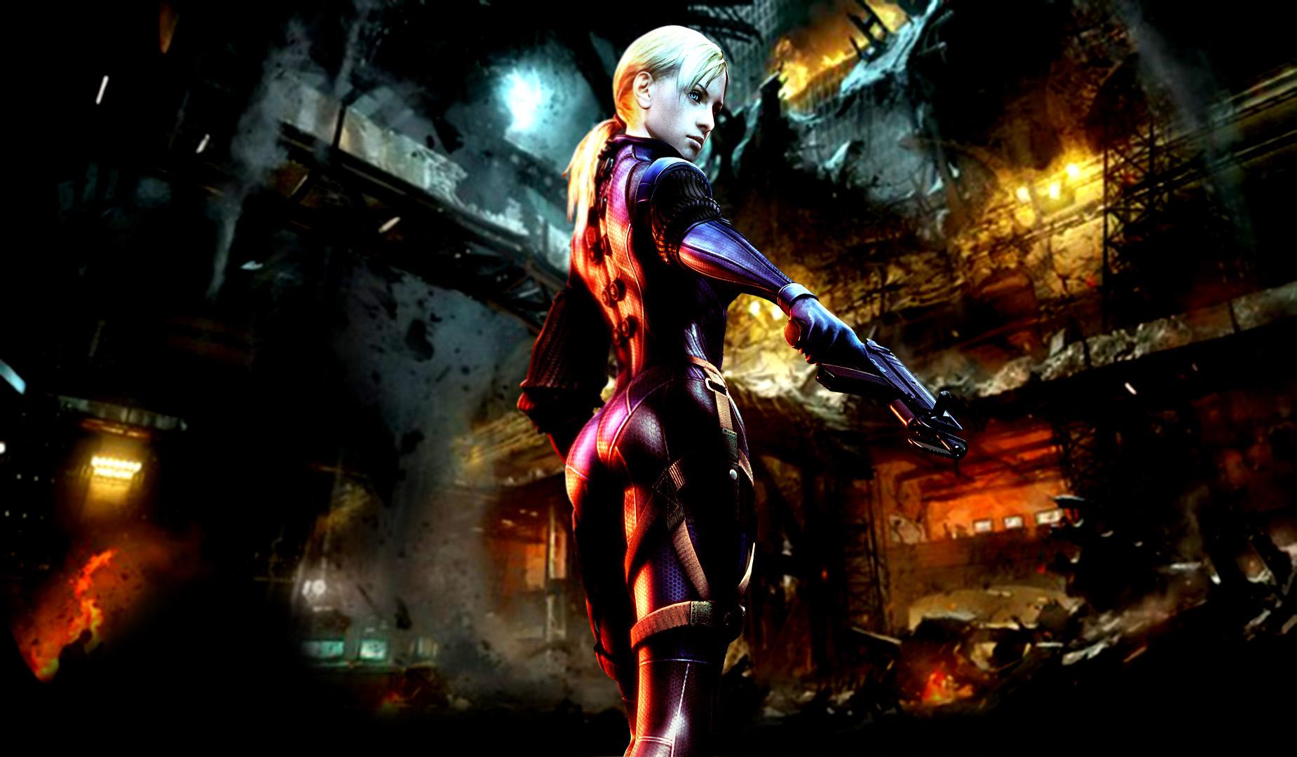 69 Resident Evil Jill Valentine Wallpaper On Wallpapersafari