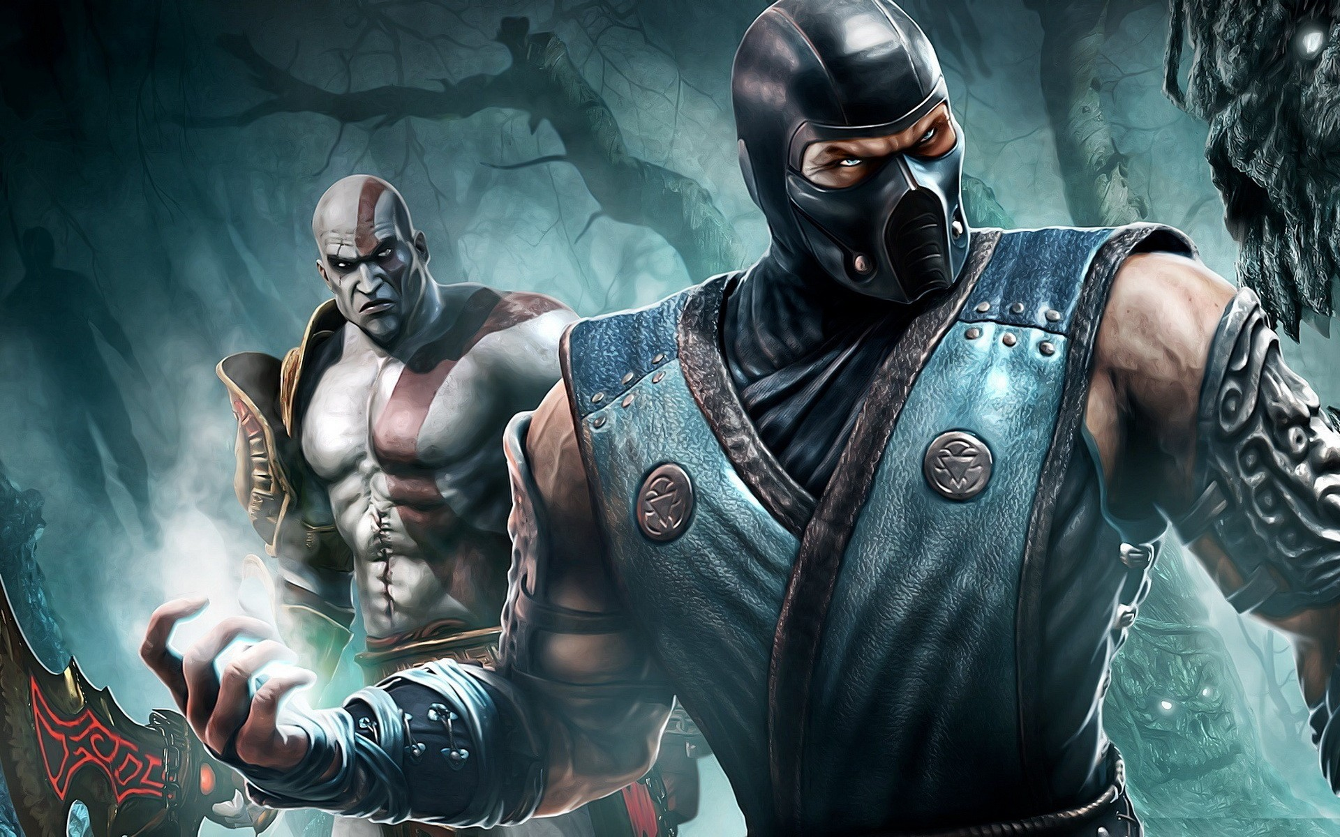 Video Games Wallpaper 1920x1200 Video Games Mortal Kombat Games 1920x1200