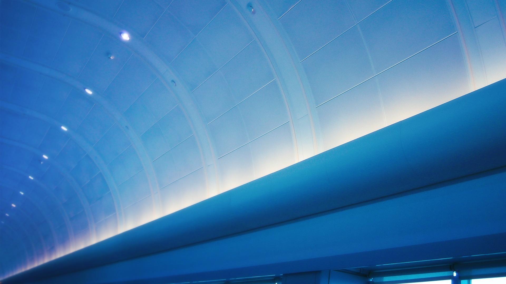 Architecture blue modern wallpaper 68352 1920x1080