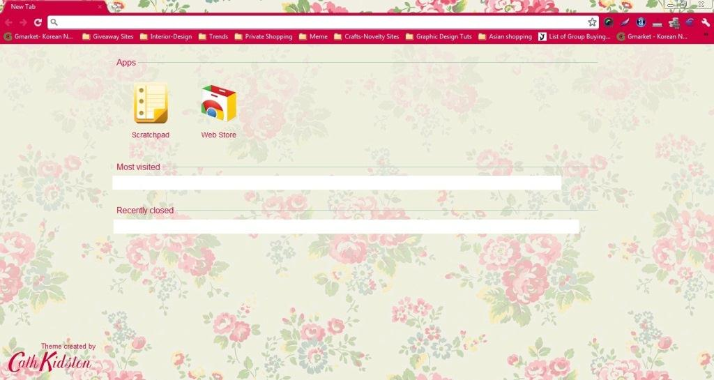 Cath Kidston on my Chrome Browser 1024x545