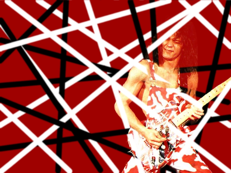 Eddie Van Halen Wallpaper by Blizzard of Ozzjpg 800x600