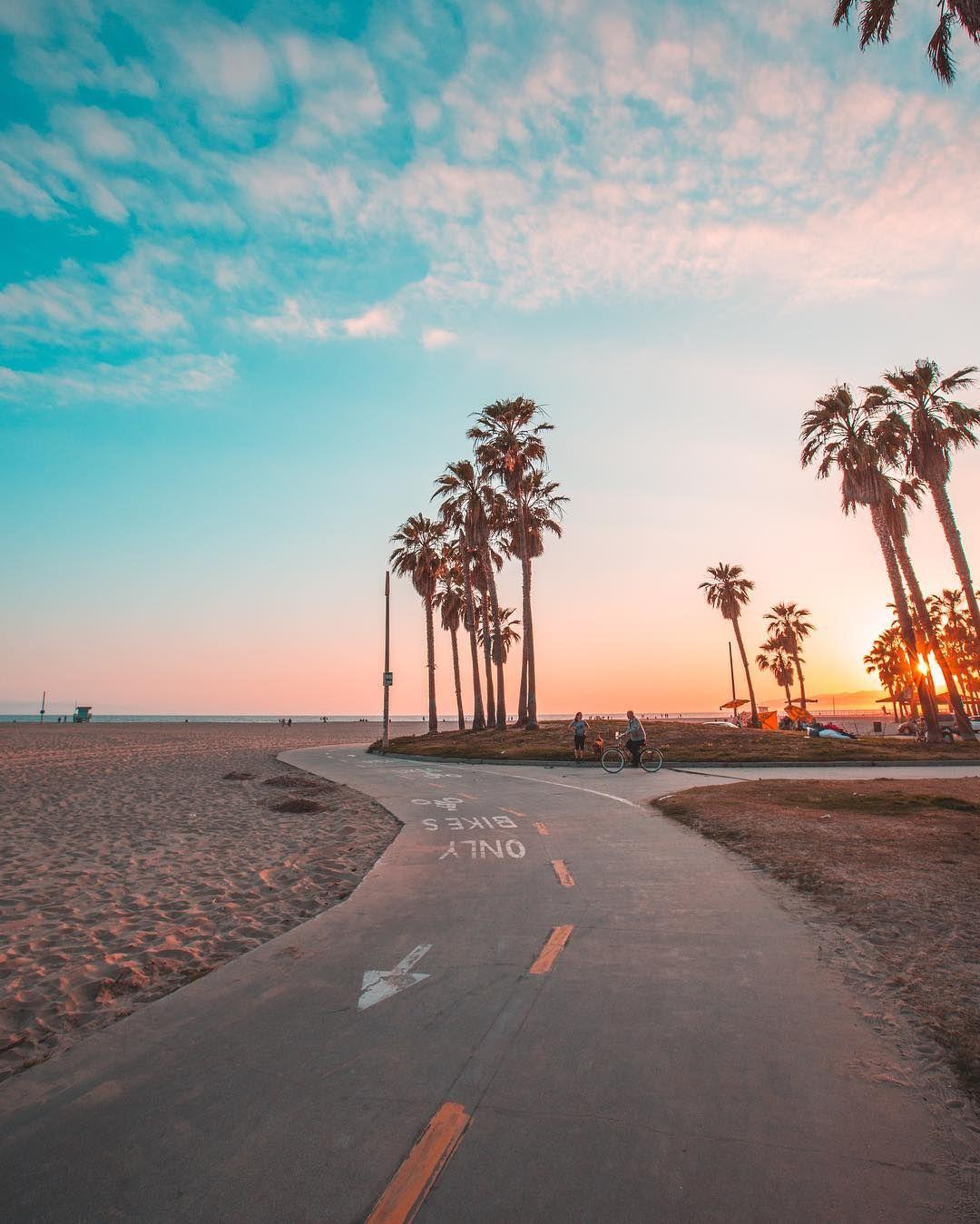 Aesthetic Los Angeles Iphone Wallpaper