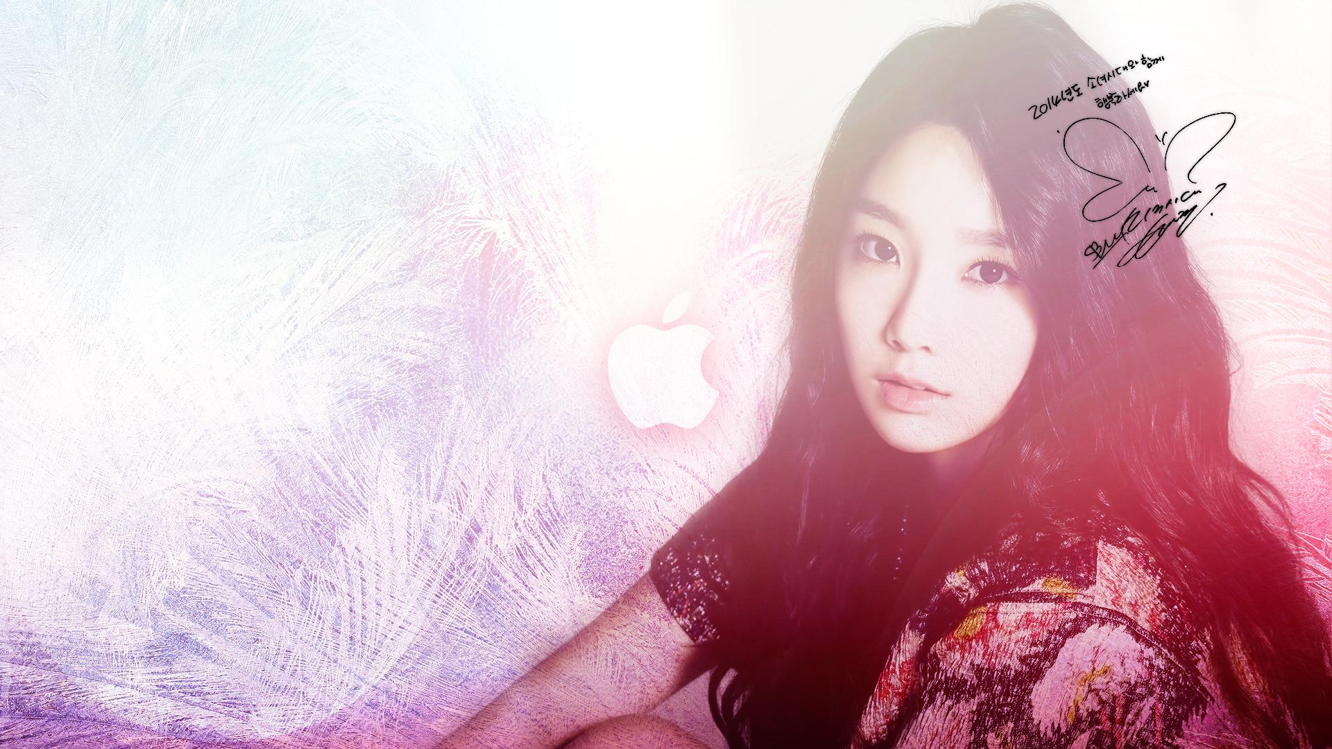 Taeyeon 2014 Wallpaper Mac by sbnetwork 1920x1080
