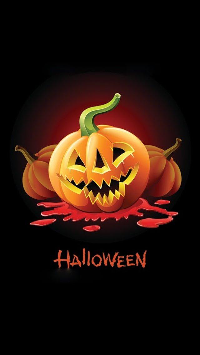 50] Live Halloween Wallpaper for iPhone on WallpaperSafari 640x1136