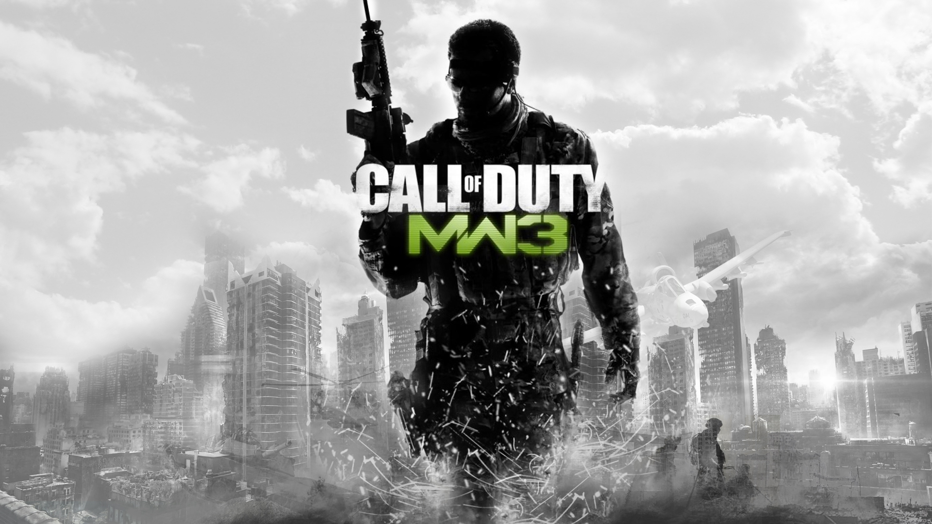 MW3 Wallpapers Call of Duty MW3 Myspace Backgrounds Call of Duty MW3 1920x1080