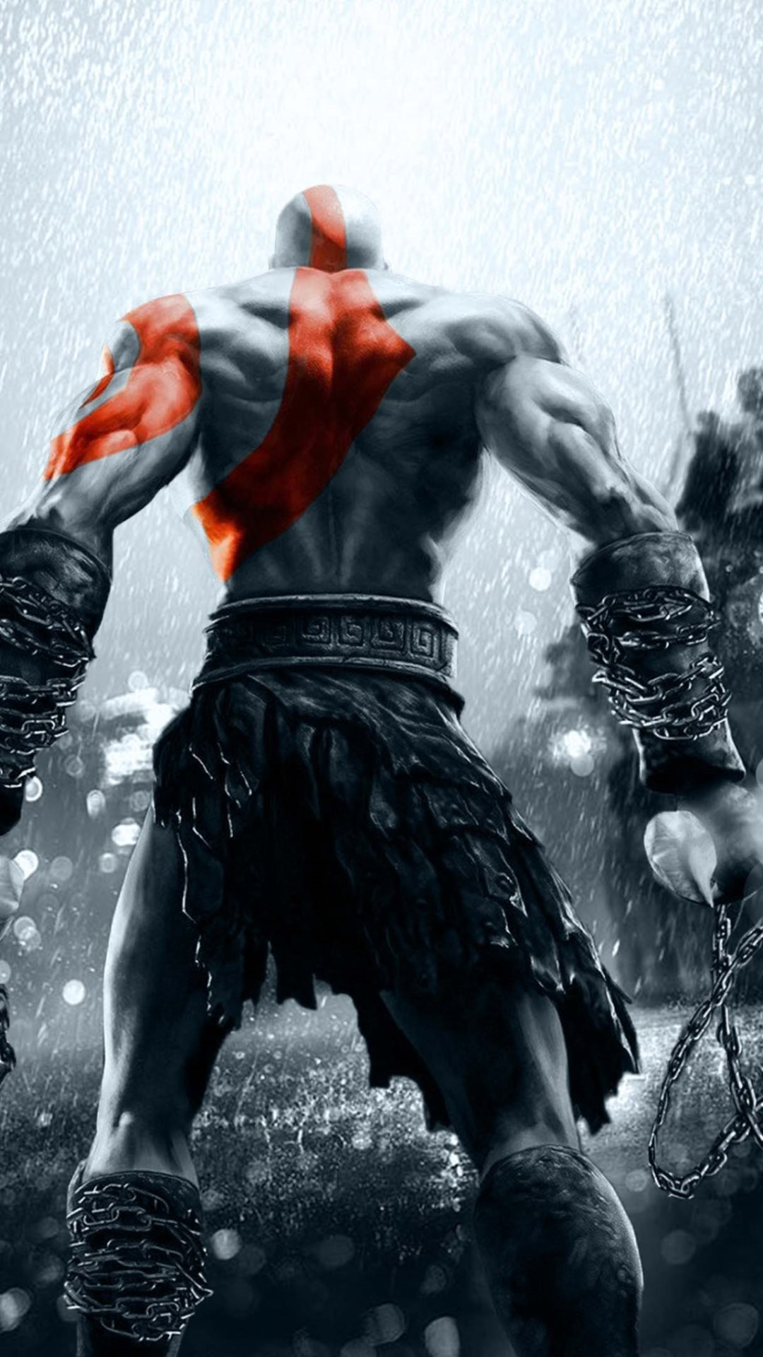 48 god of war 4k wallpaper on wallpapersafari - 4k wallpaper of god ...
