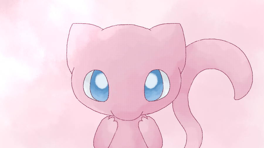 Pokemon Mew wallpaper by Chigle 900x506