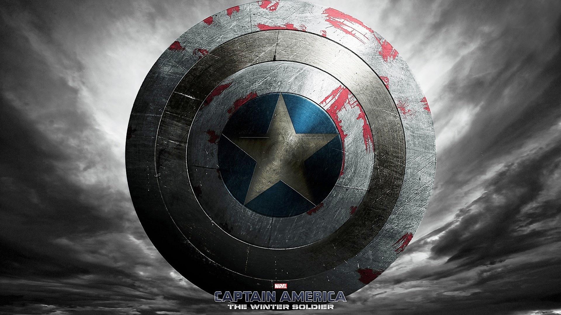 Captain America The Winter Soldier Wallpaper: Captain America Winter Soldier Wallpaper