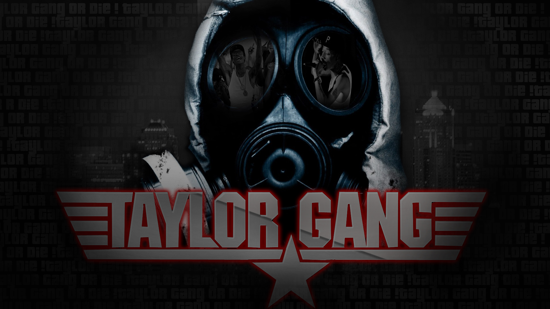 Wiz Khalifa Taylor Gang Rap Wallpapers 1920x1080