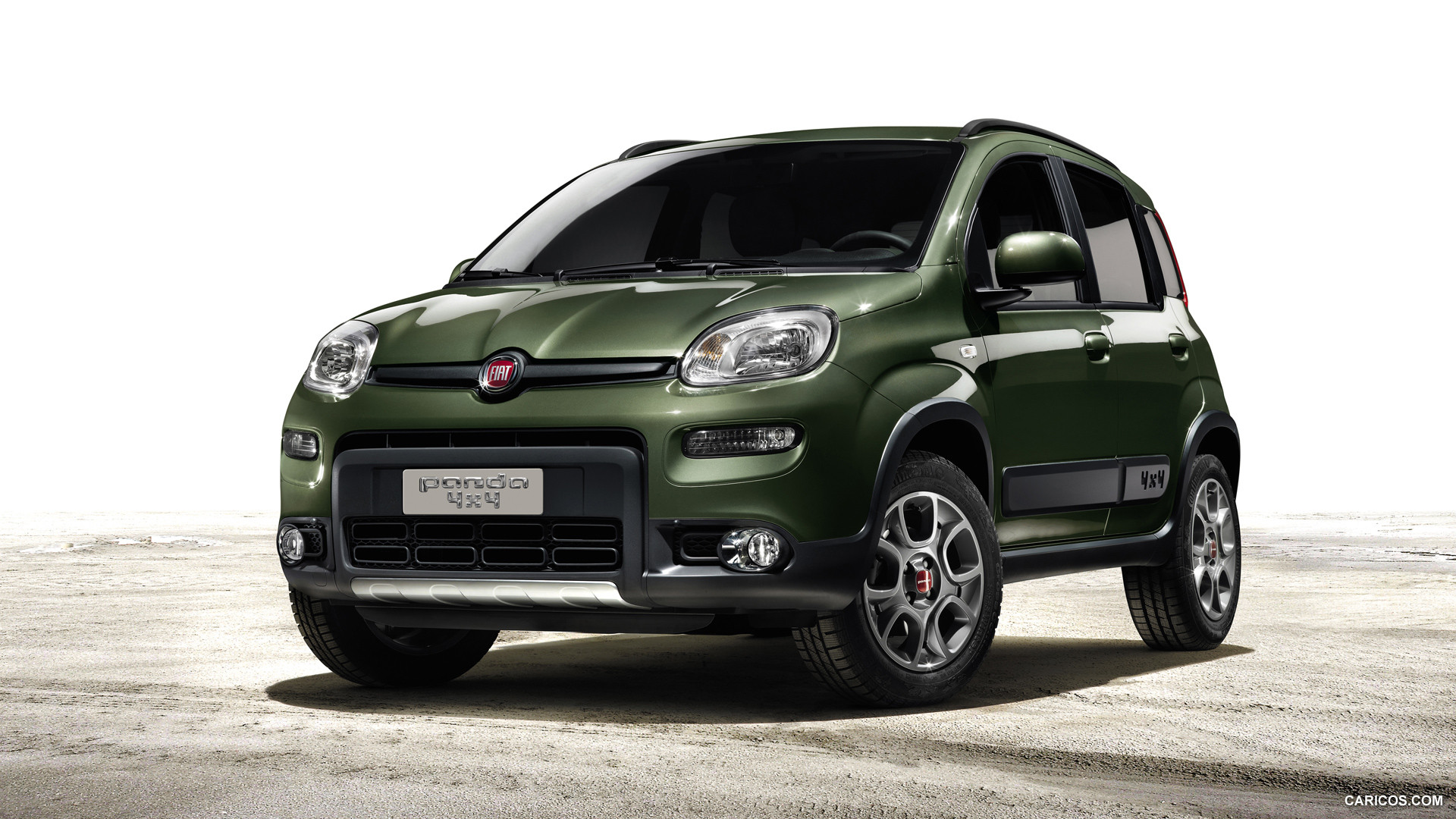2013 Fiat Panda 4x4   Front HD Wallpaper 62 1920x1080