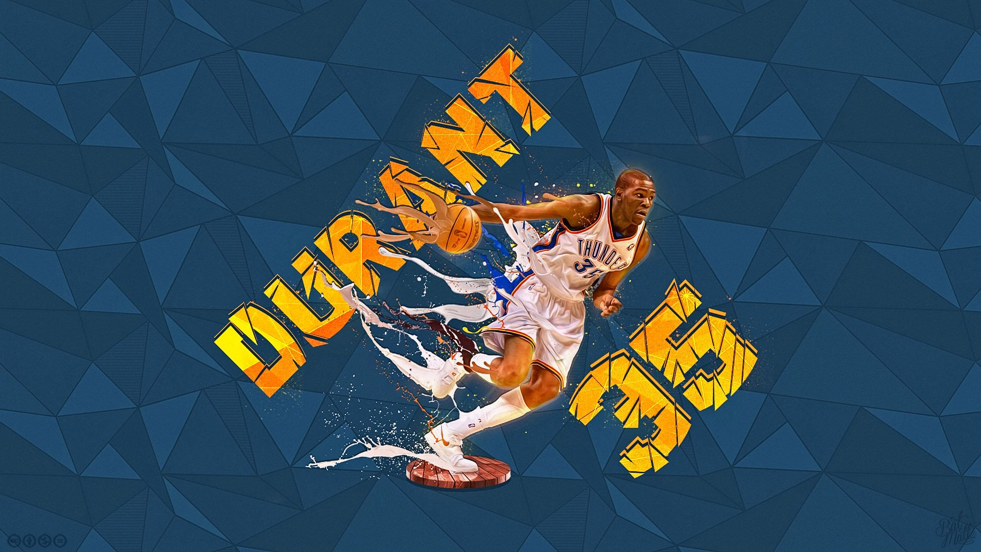 Kevin Durant Wallpaper 2015 Hd 105 images in Collection Page 2 1920x1080
