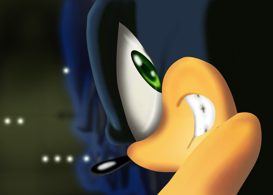 Free download Dark Sonic Sonic X by ewered [900x643] for