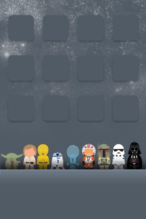 Iphone Star Wars Iphone Background Star Wars Iphone Wallpaper Star 500x750