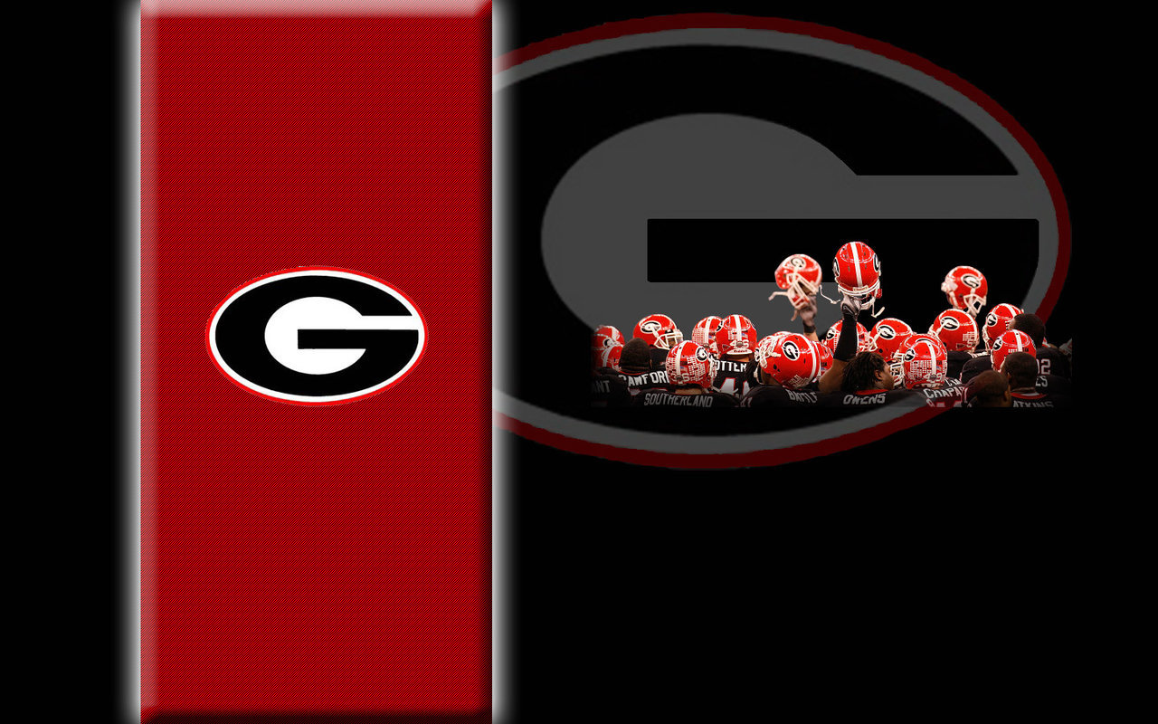 simple wallpaper of a committed Georgia football team This isnt my 1280x800