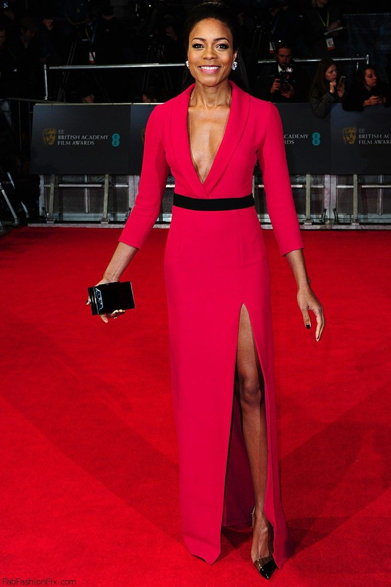 Lily Allen In Vivienne Westwood Couture At The 2014 Bafta 800x1200