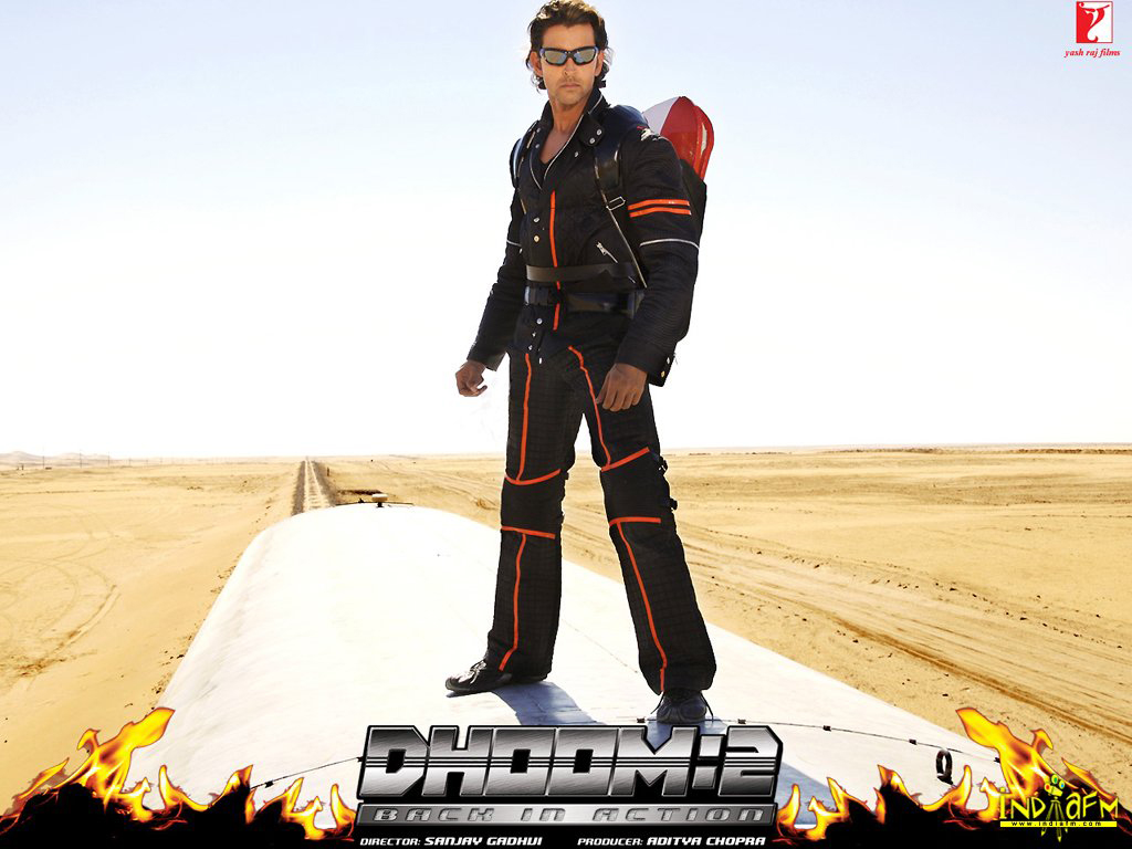 Free Download Dhoom 2 2006 Wallpapers Hrithik Roshan 285 Bollywood Hungama 1024x768 For Your Desktop Mobile Tablet Explore 48 Dhoom 2 Wallpapers Dhoom 2 Wallpapers Crysis 2 Wallpaper Hulk 2 Wallpapers