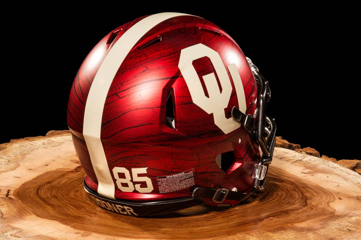 Oklahoma Sooners Football Helmet ou helmet for so long 1200x800