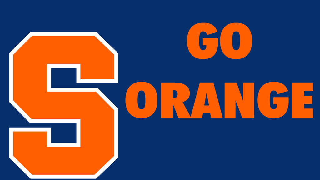Syracuse Orange by DevilDog360 1024x576