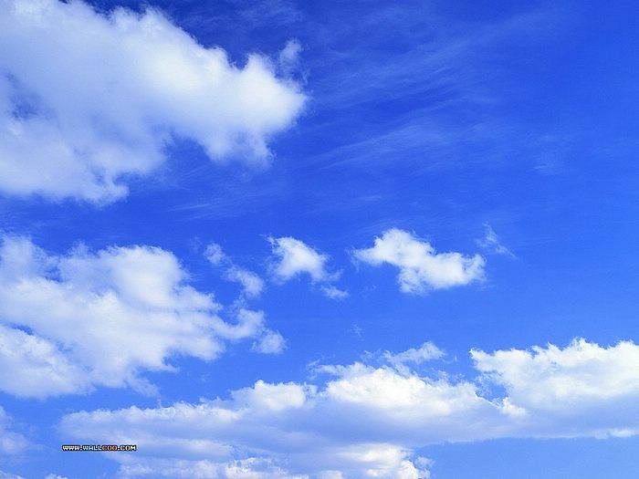 white cloud Blue Sky   blue sky white cloud   Sky Wallpaper 1 700x525