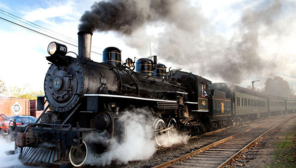 15 Beautiful Vintage Train HD Wallpapers FreeCreatives 600x340
