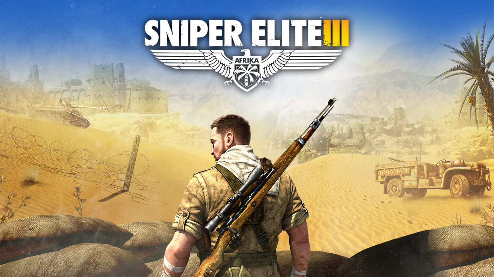 Sniper Elite 3 Ultimate Edition Aims to Release for Nintendo 1600x900
