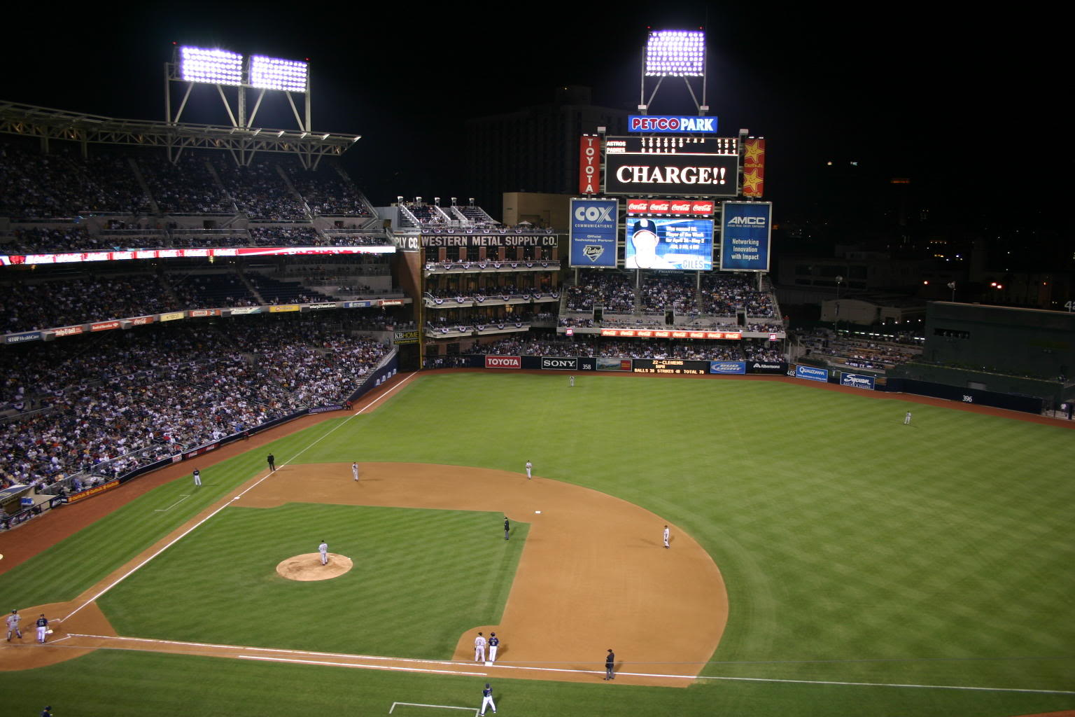 Petco Park Graphics Pictures Images for Myspace Layouts 1536x1024
