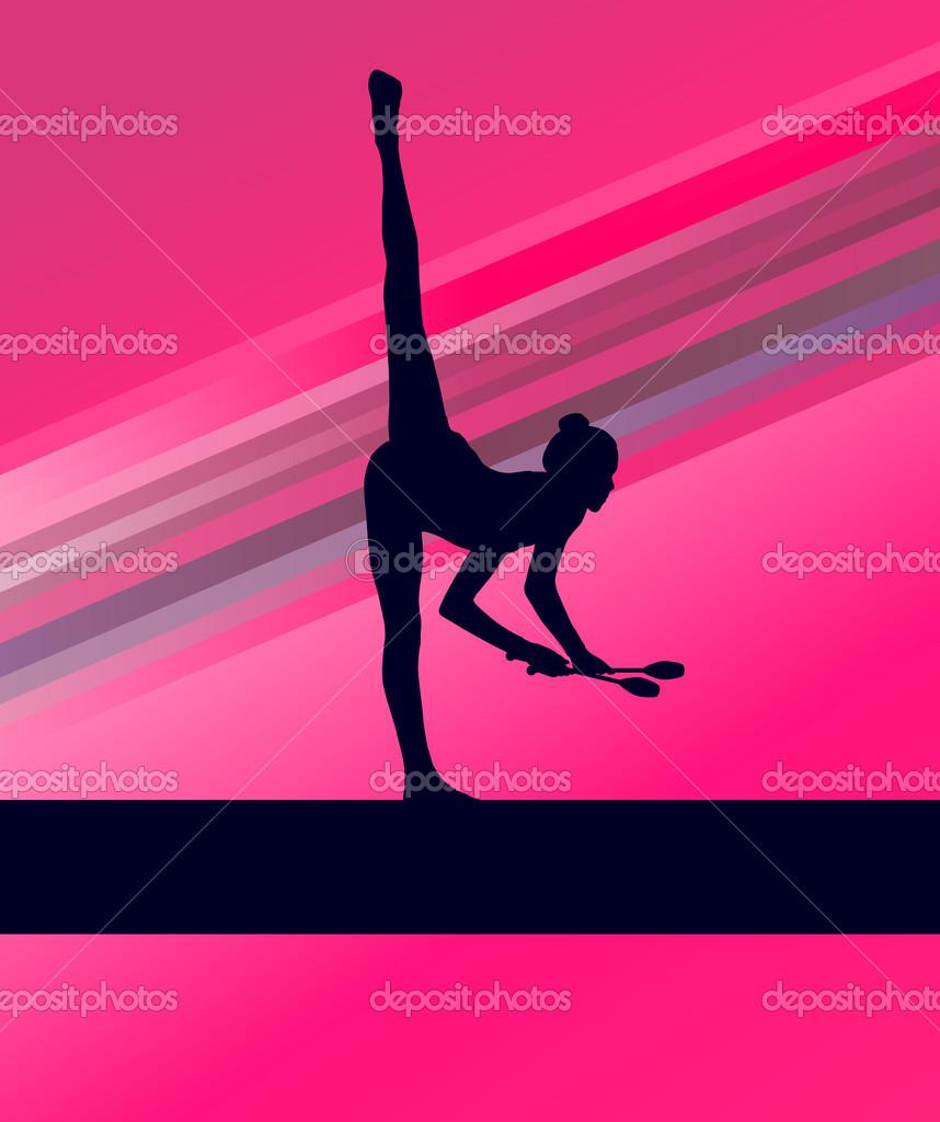 cool gymnastics wallpapers wallpapersafari