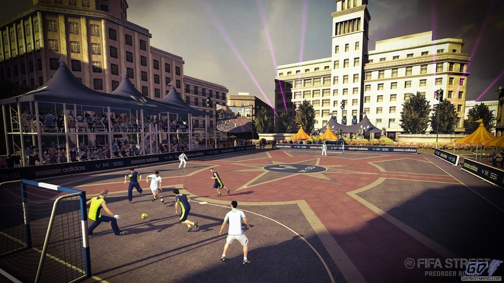 Cheats for fifa street 4 on xbox 360.