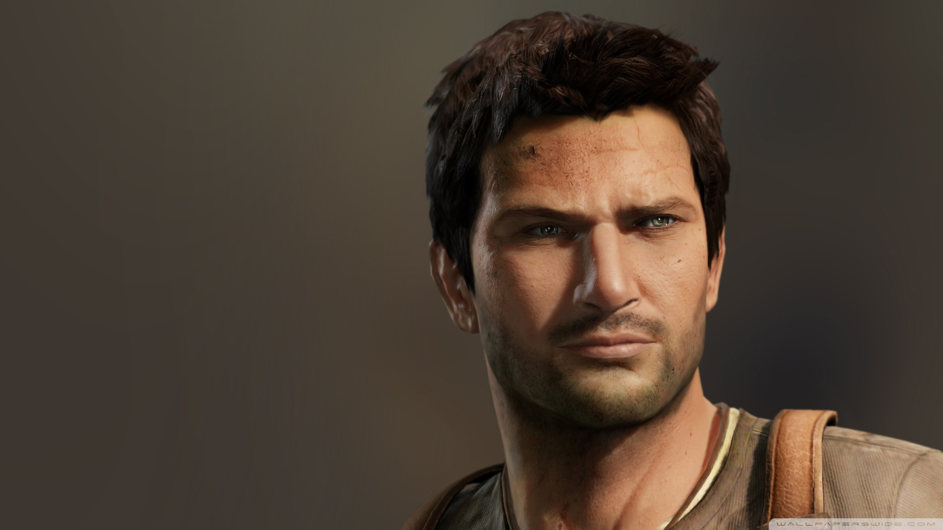 Free Download Nathan Drake Nate Uncharted Series Wallpaper