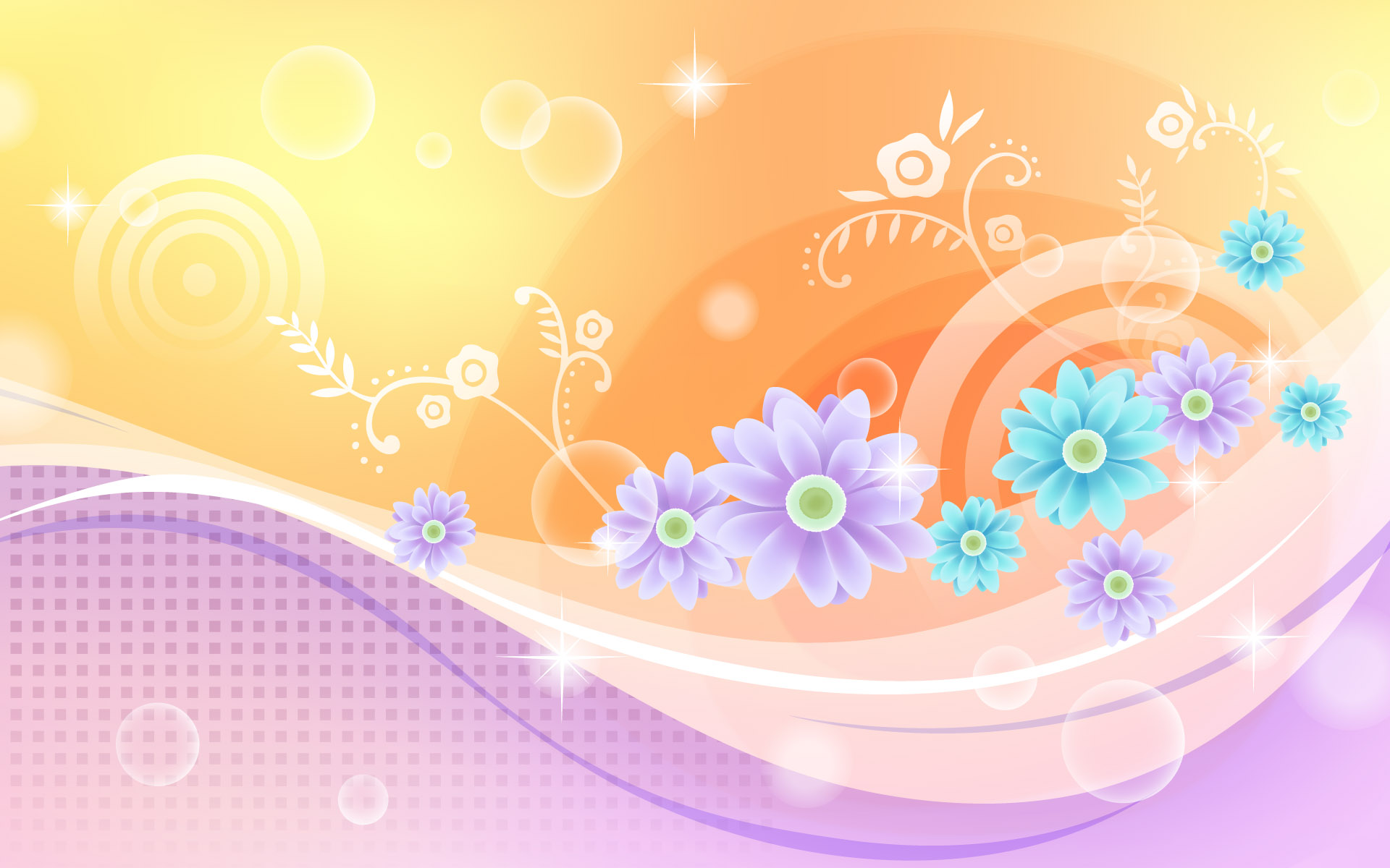 80 Abstract Flowers Design Wallpapers   Photo 77 of 80 phombocom 1920x1200