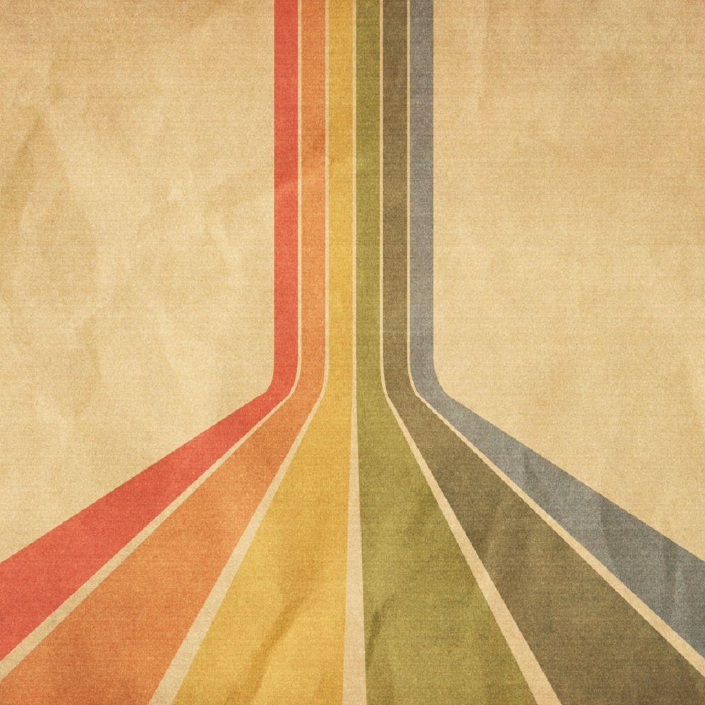 25 Cool Vintage and Retro iPad Wallpapers Ginva Retro 1024x1024