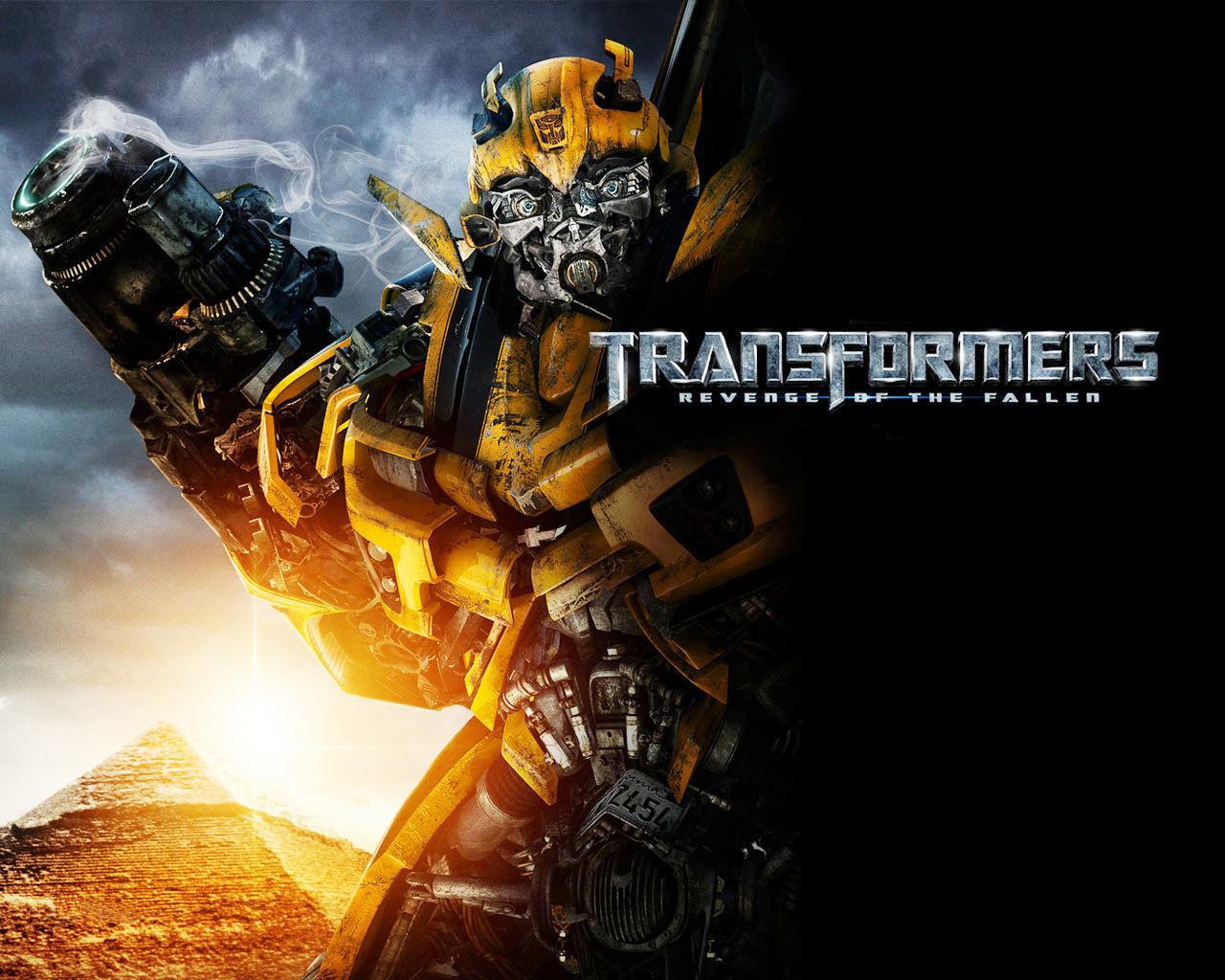 Transformers 2 Bumblebee Wallpaper - WallpaperSafari