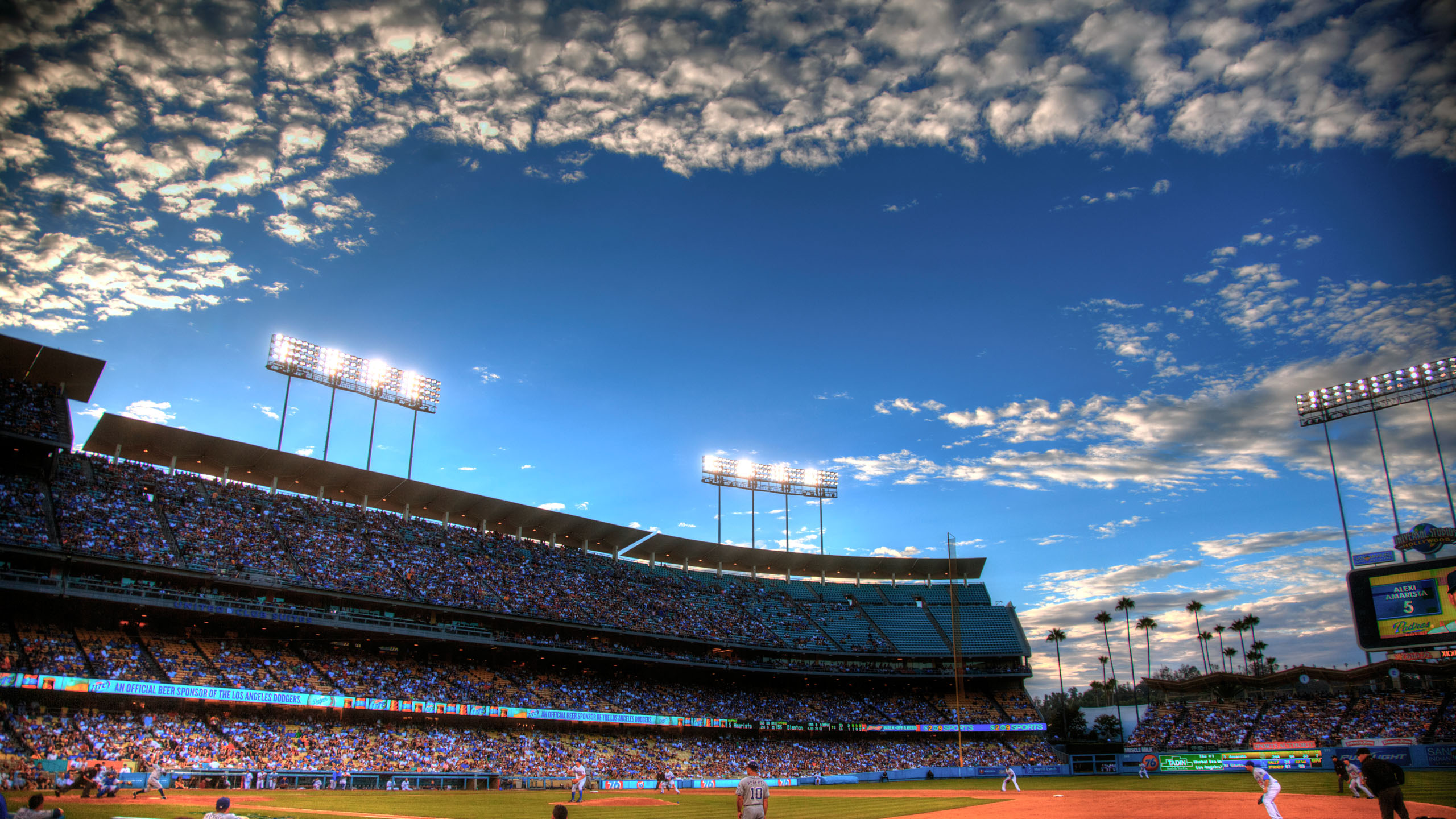 Los Angeles Dodgers wallpapers Los Angeles Dodgers background 2560x1440