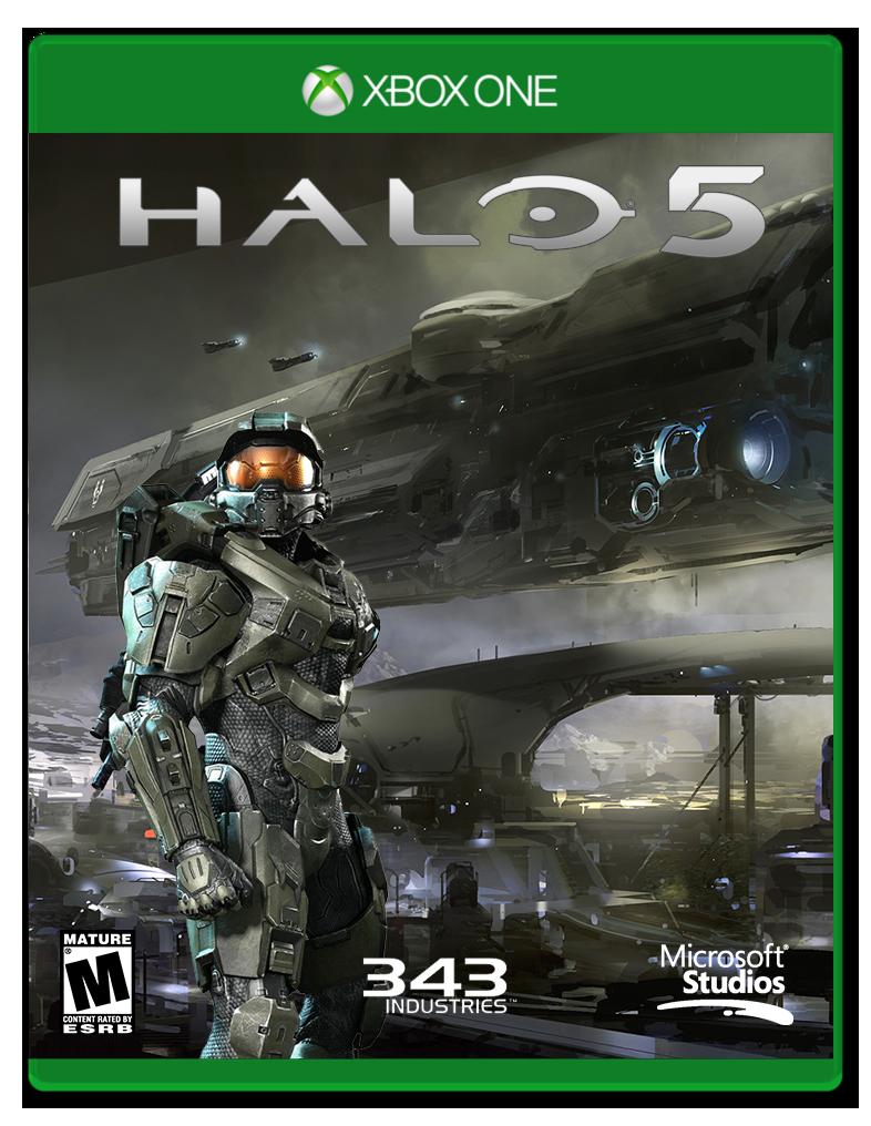 Halo 5 Maaskate Xbox One [Box Art] by Maaskate 786x1016