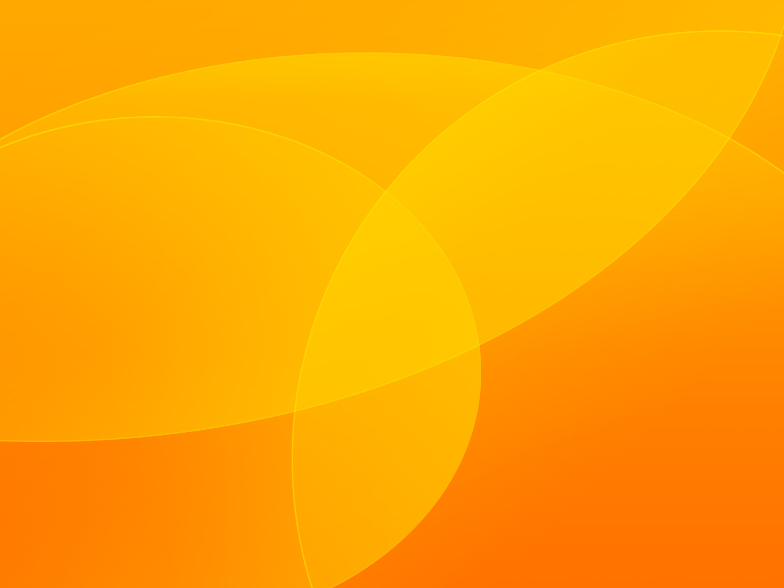 Wallpaper Orange Color 1600x1200