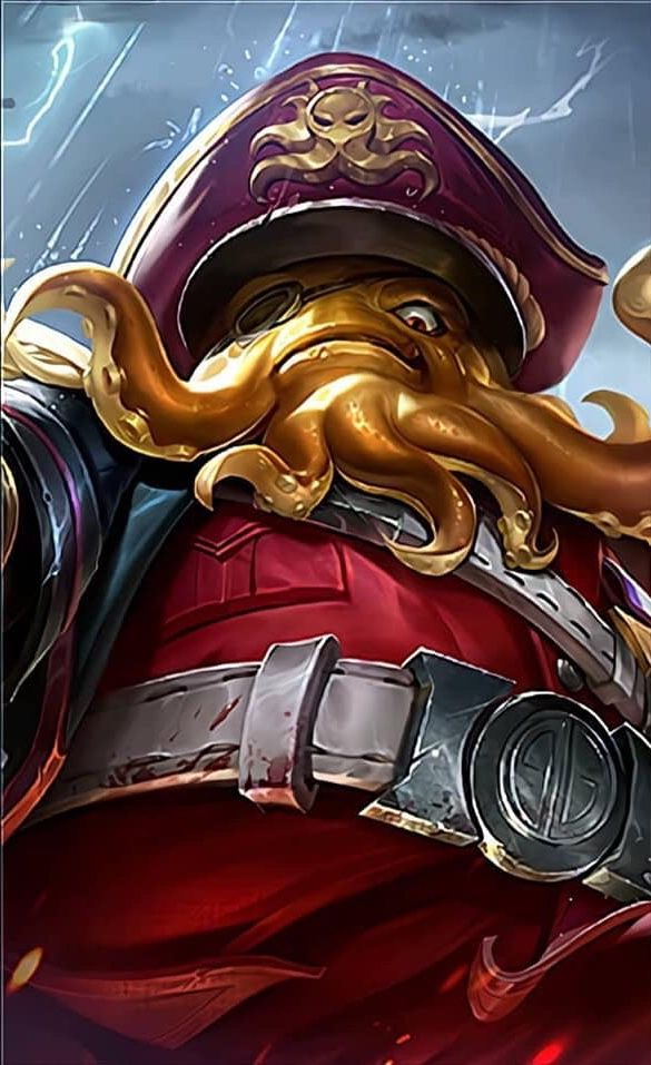 Bane Season 11 Skin Mobile Legends 585x957