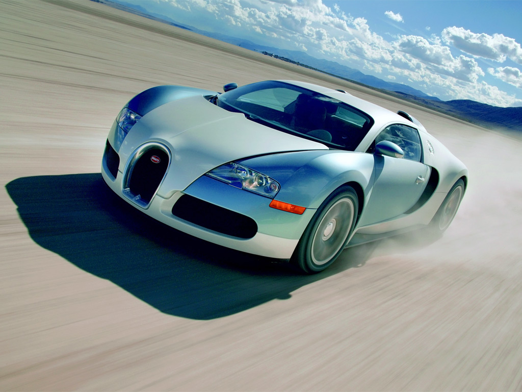 Bugatti Veyron EB 16 4 Wallpapers Widescreen Desktop 1024x768