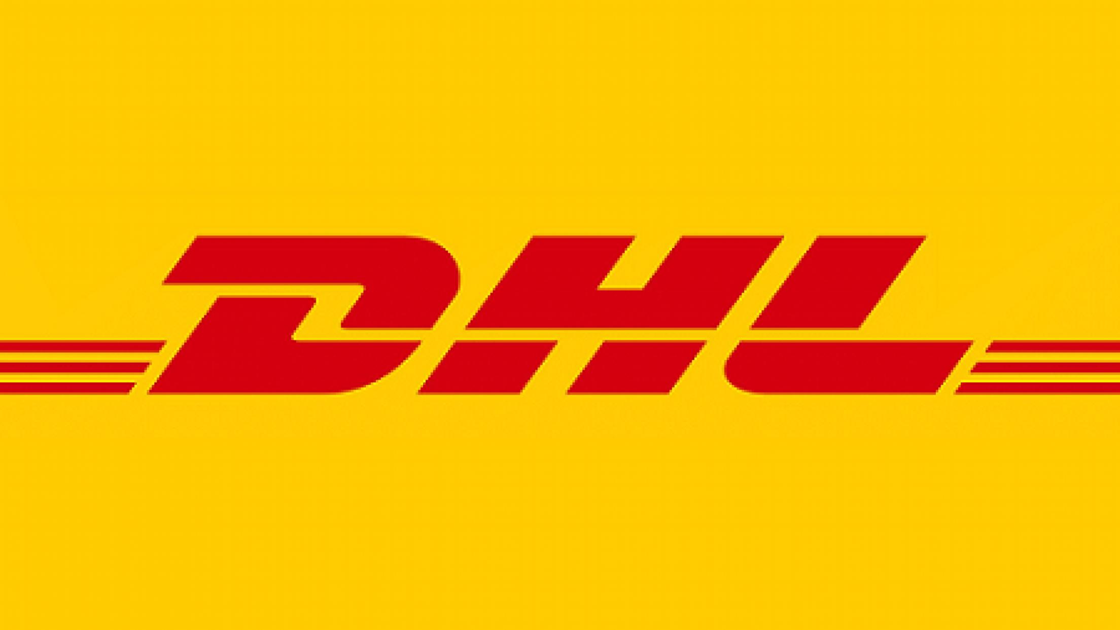 DHL Company Logo Wallpaper PaperPull 2208x1242