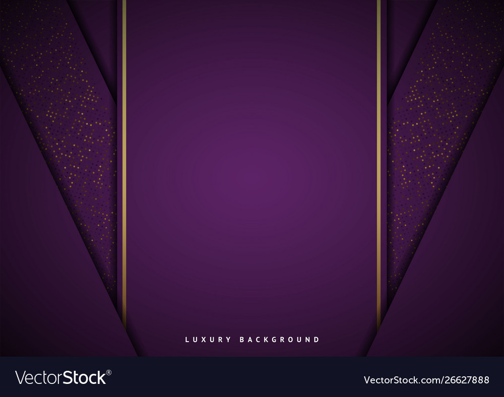 Elegant purple color mesh background with glitter Vector Image 1000x788