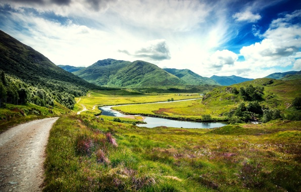 Scottish Wallpapers And Screensavers