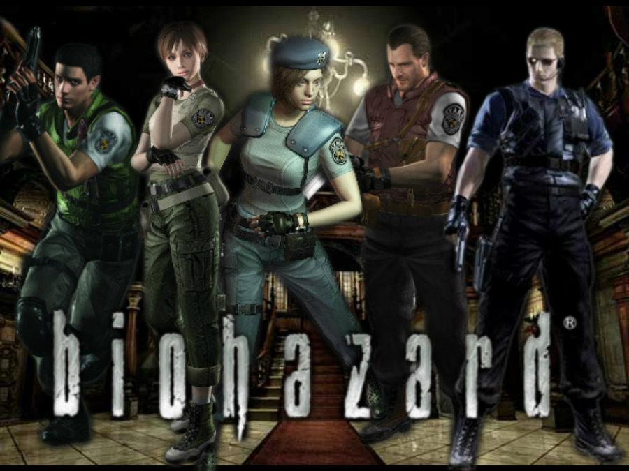 Resident Evil Remake Wallpaper by SandraRedfield 900x675