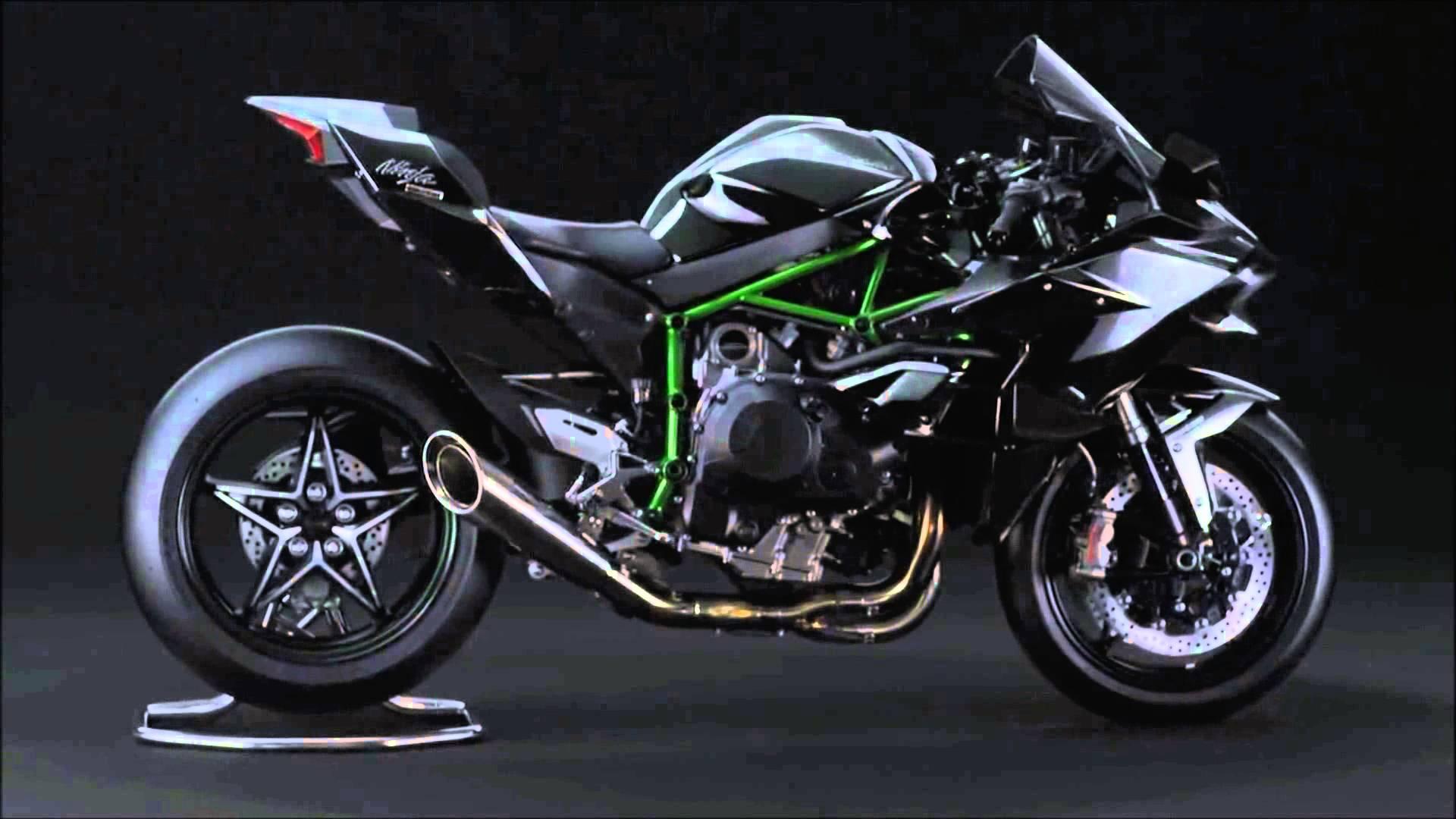 Kawasaki Ninja H2r - Kawasaki Ninja US