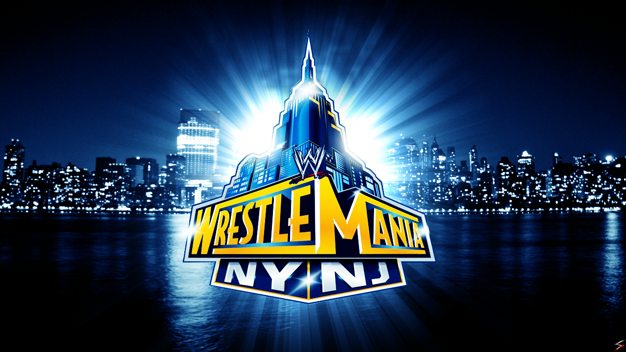 WrestleMania 32 Wallpaper