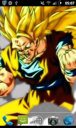 Super Saiyan Goku Iphone Wallpaper Screenshots goku super saiyan 307x512