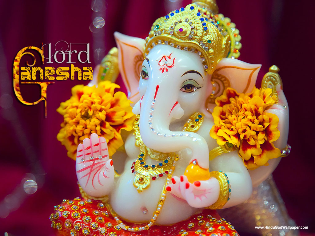 Lord Ganesha Wallpaper Gallery: Pictures Of Lord Ganesha Wallpapers